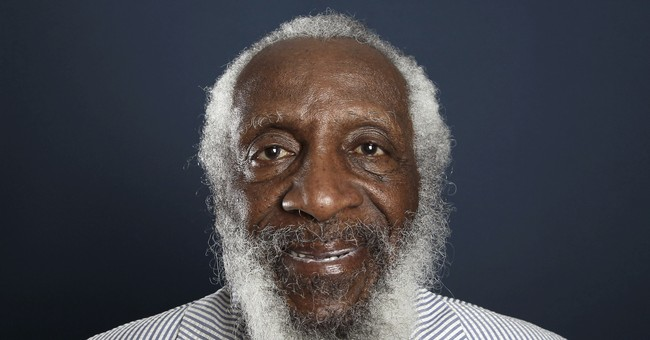 Friends, family gather to celebrate the life of Dick Gregory